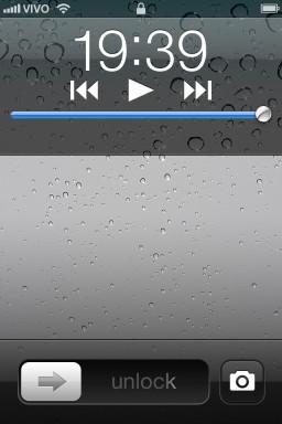 Atalho para fotos - iOS 5