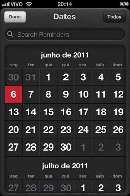 Reminders - iOS 5