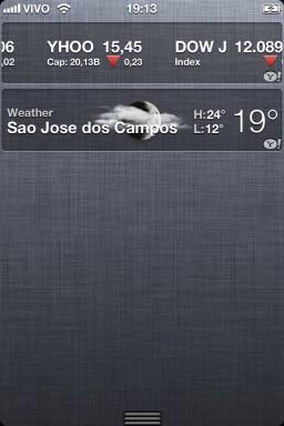 Widgets - iOS 5
