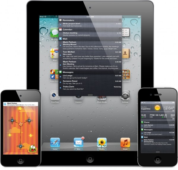 iOS 5 em iGadgets - Notification Center