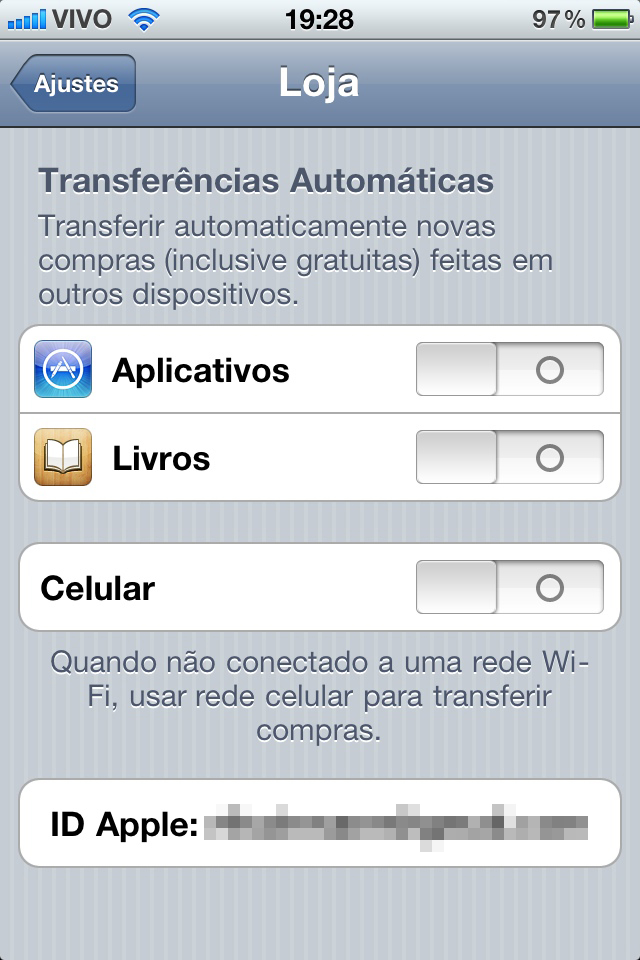 Downloads automáticos no iOS