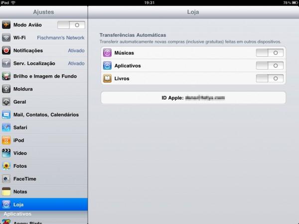 Downloads automáticos no iOS