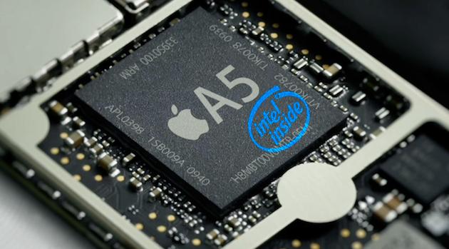 Processador A5 Intel Inside