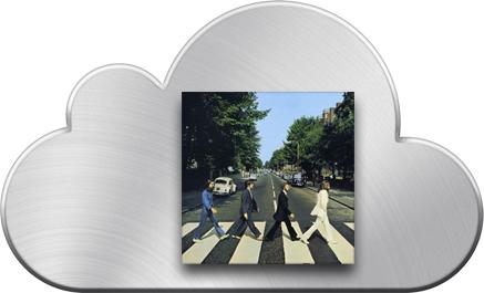Abbey Road no iCloud