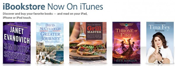 iBookstore na iTunes Store