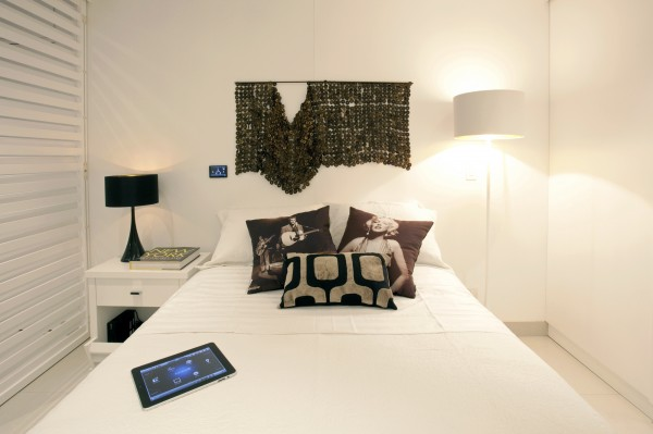 iPad em automação residencial - Fast Shop