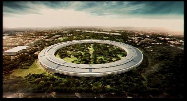 Novo campus da Apple em Cupertino