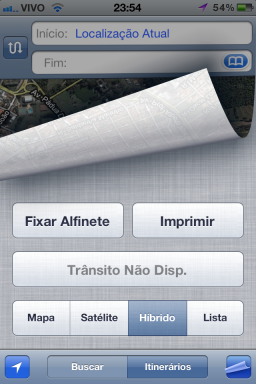 Imprimir no iOS 5 beta