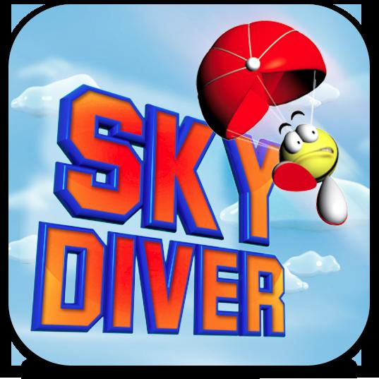 Ícone - SkyDiver