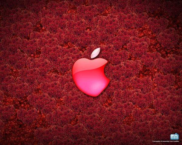Apple - Dia dos Namorados