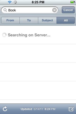 Google Sync no iOS