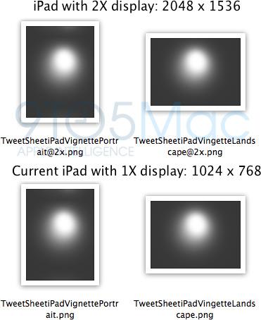 Retina no iPad 3