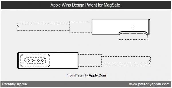 Design de MagSafe de alumínio