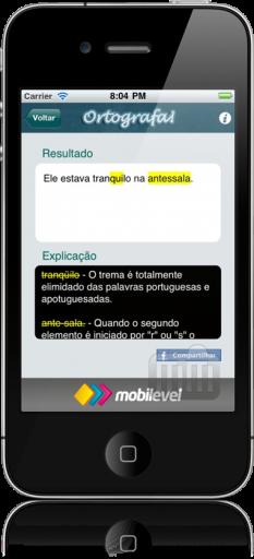 Ortografa! no iPhone