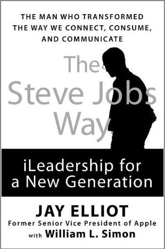 Capa do livro - The Steve Jobs Way - iLeadership for a New Generation