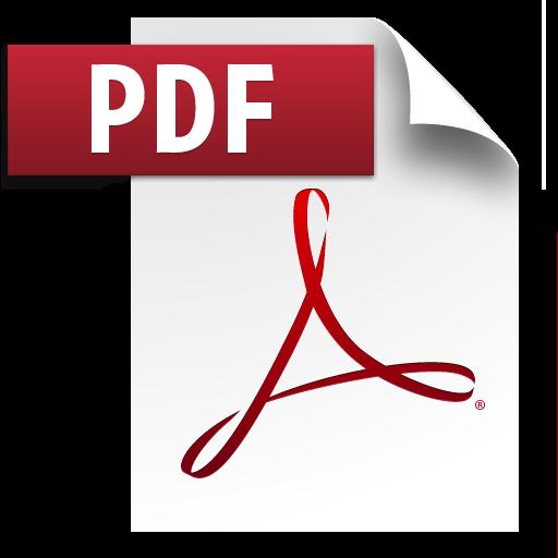 Ícone - Adobe PDF