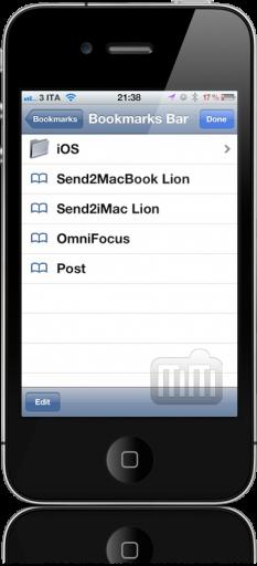 Send2Mac - iPhone