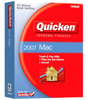 Quicken 2007 for Mac