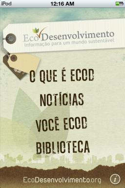 EcoD - iPhone