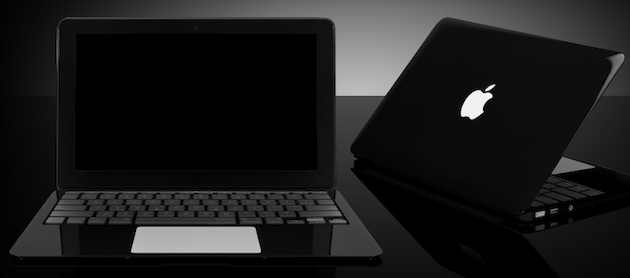 MacBook Air preto - ColorWare