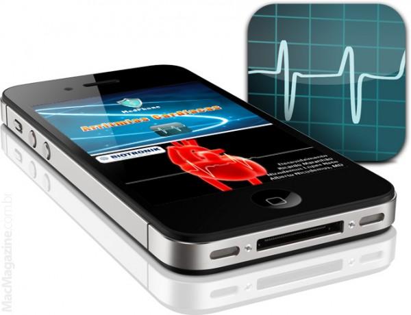 Arritmias Cardíacas - iPhone