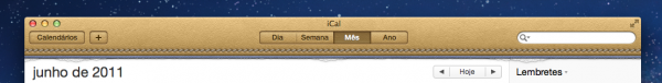 iCal no OS X Lion