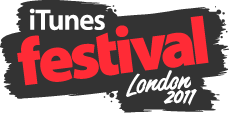Logo - iTunes Festival London 2011