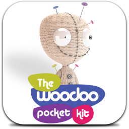 Ícone - Woodoo Pocket Kit