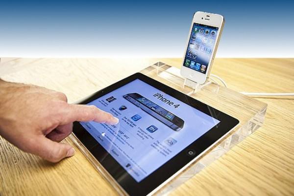 iPad 2 Display Dock