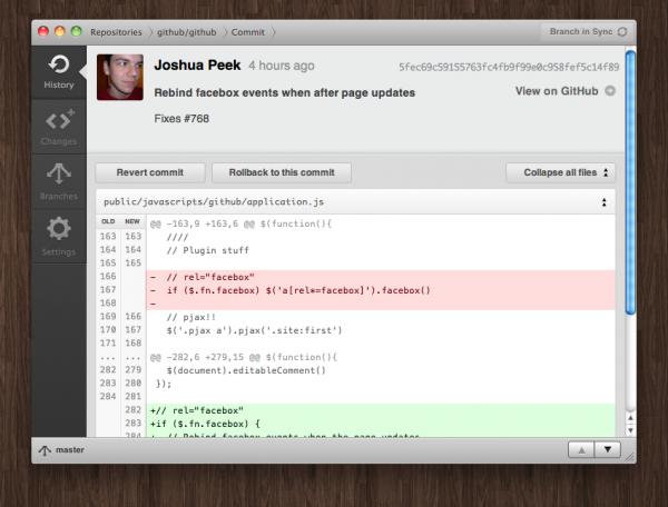 GitHub no Mac