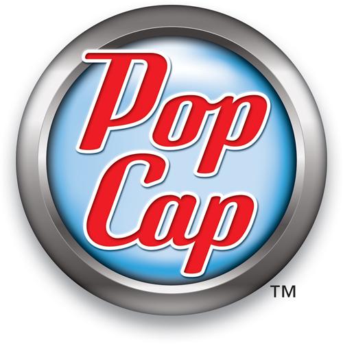 Logo - PopCap Games