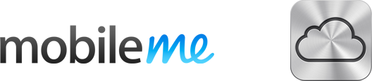 Logos - MobileMe e iCloud
