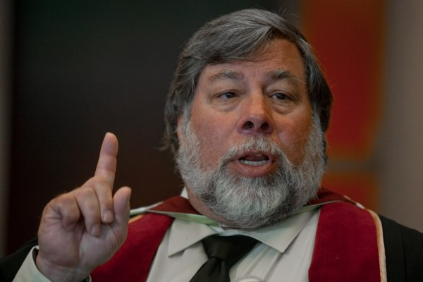 Steve Wozniak na Concordia University