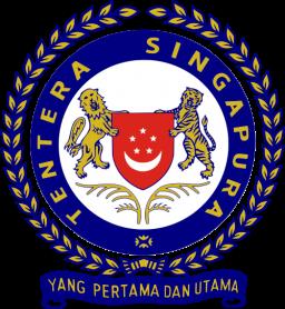 Brasão das Forças Armadas de Singapura
