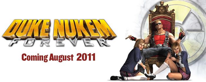 Duke Nukem Forever para Mac