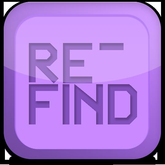 Ícone - Re-Find