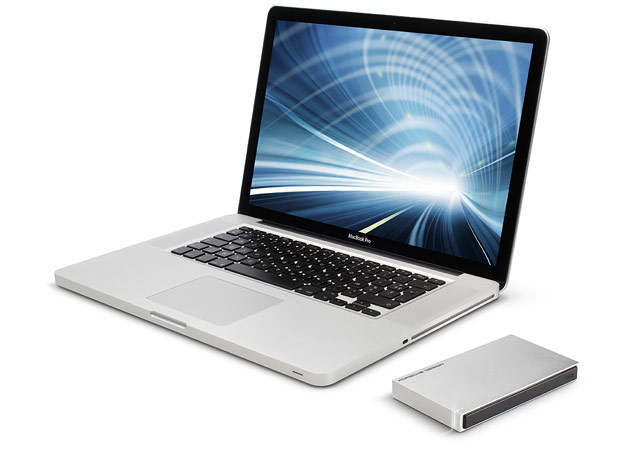 Porsche Design LaCie e MacBook Pro