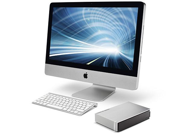Porsche Design LaCie e iMac