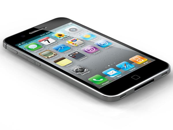 Mockup de novo iPhone