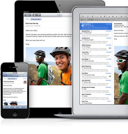 Mac, iPhone e iPad