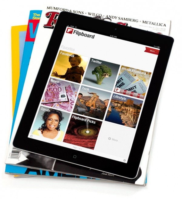 Flipboard no iPad