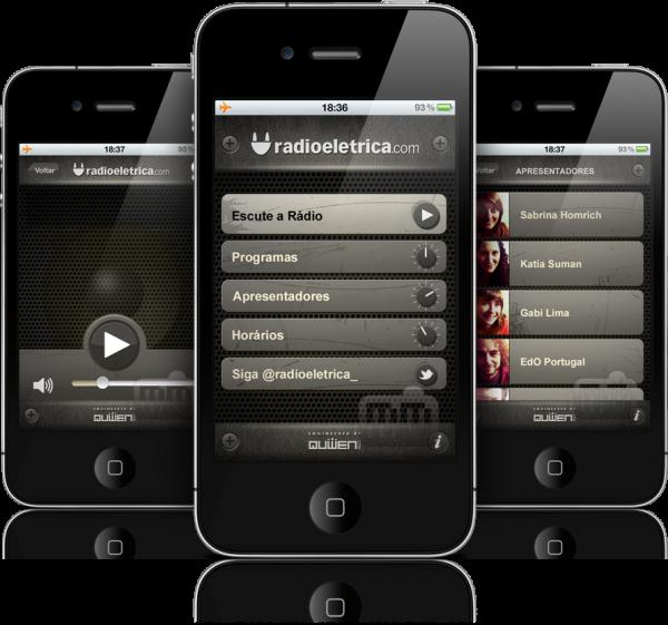 Rádio Elétrica - iPhones