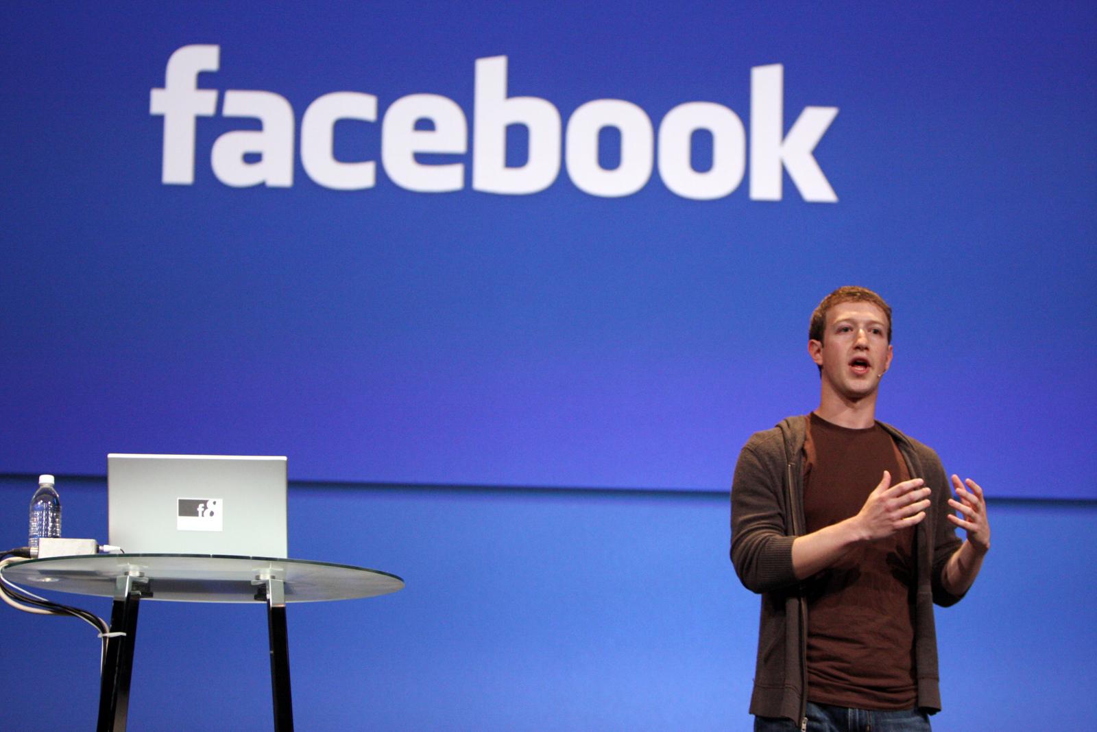 Mark Zuckerberg, criador do Facebook