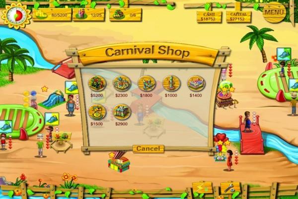 Carnival Tycoon HD