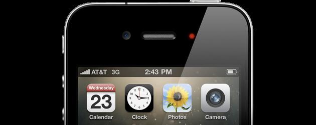 LED de alerta no iPhone