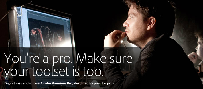 Campanha da Adobe contra o Final Cut Pro X