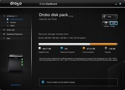 Drobo Dashboard - Mac OS X