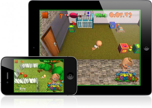 Baby Jones - iPad e iPhone