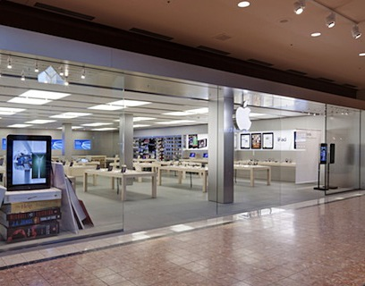 Apple Retail Store de Saint Louis Galleria
