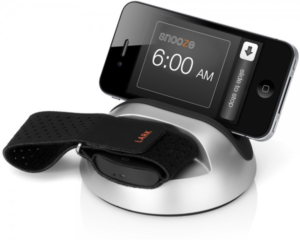 LARK Un-Alarm Clock and Sleep Sensor